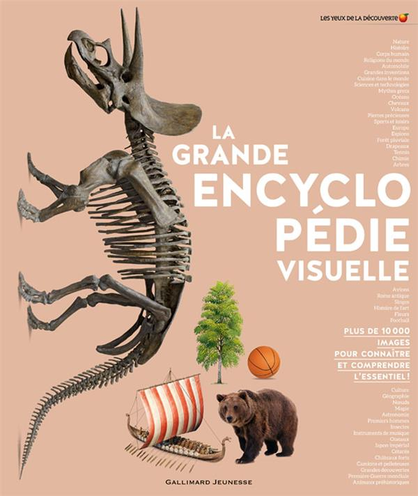 LA GRANDE ENCYCLOPEDIE VISUELLE